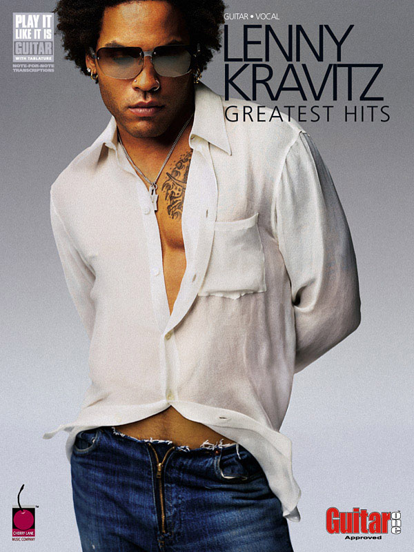 Lenny Kravitz: Lenny Kravitz - Greatest Hits: Guitar Solo: Artist Songbook
