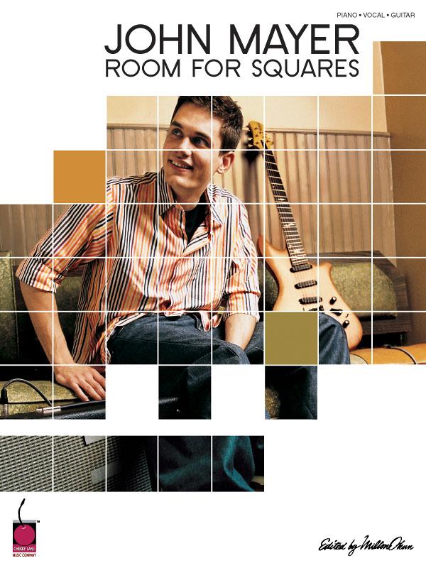 John Mayer: John Mayer - Room for Squares: Piano  Vocal and Guitar: Album