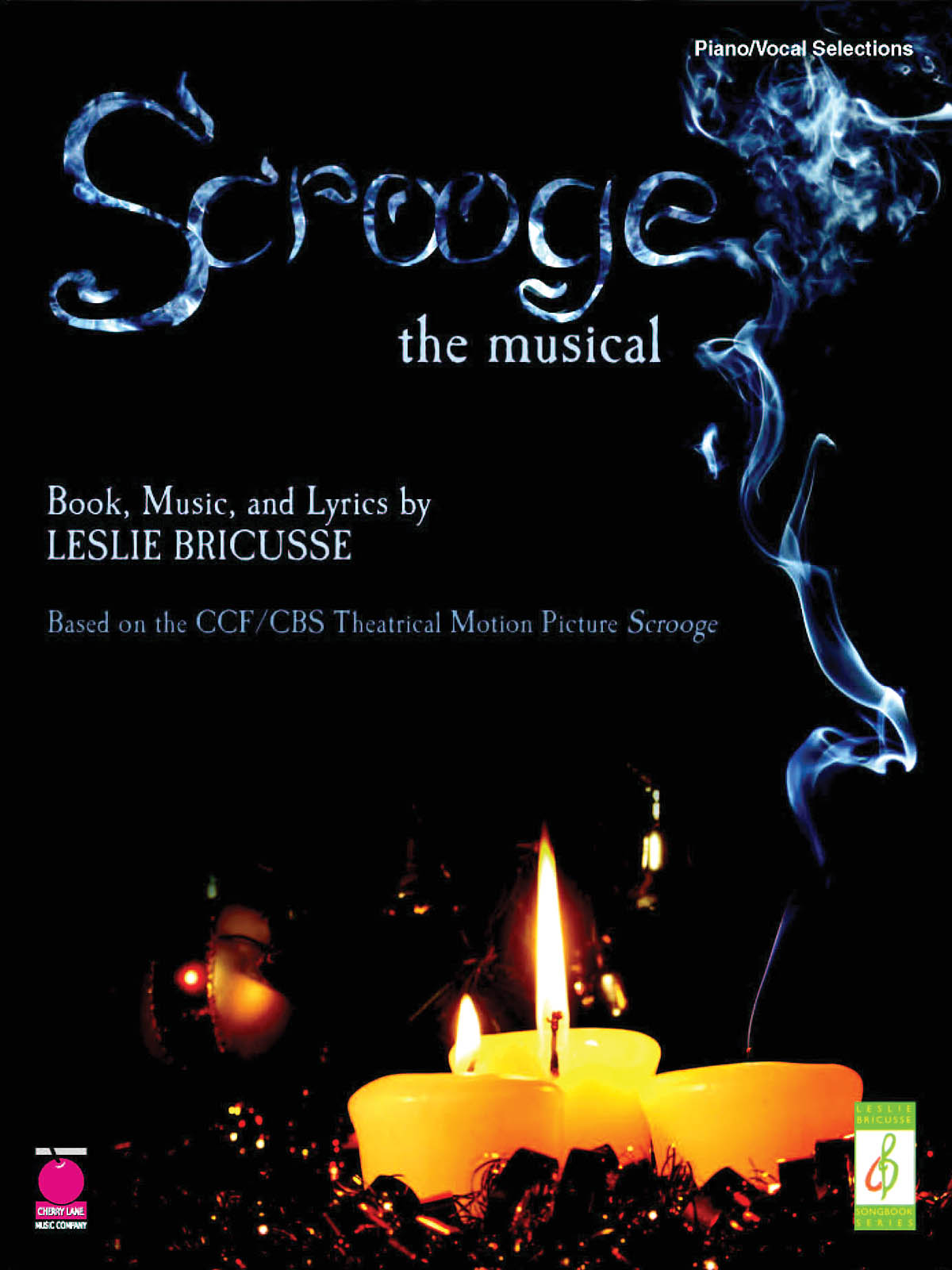 Leslie Bricusse: Scrooge: Piano  Vocal and Guitar: Mixed Songbook
