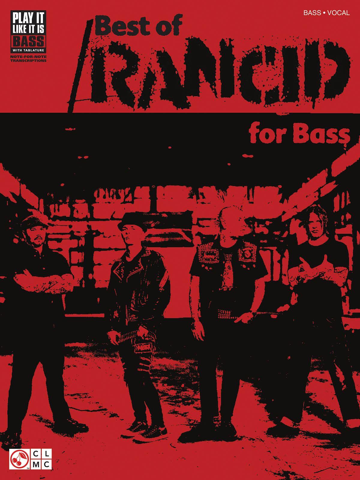Rancid: Best of Rancid for Bass: Bass Guitar Solo: Instrumental Album