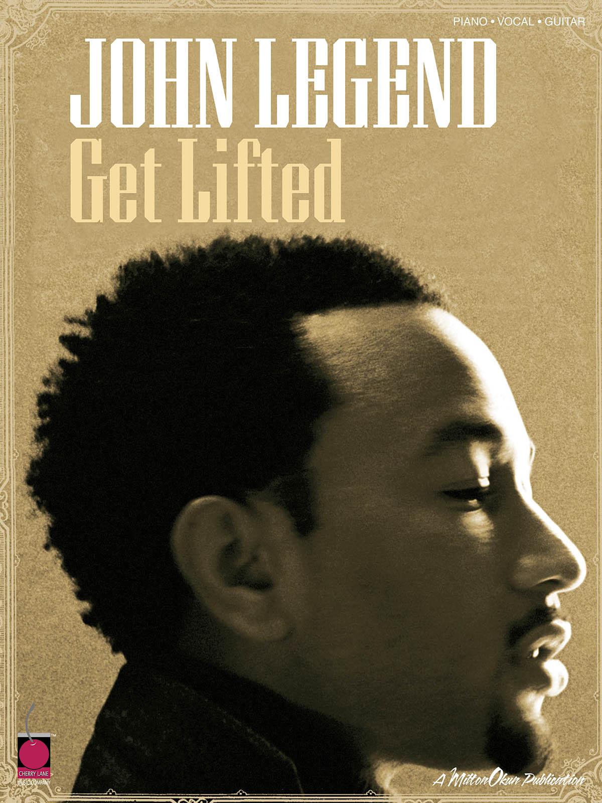 John Legend: John Legend - Get Lifted: Piano  Vocal and Guitar: Album Songbook