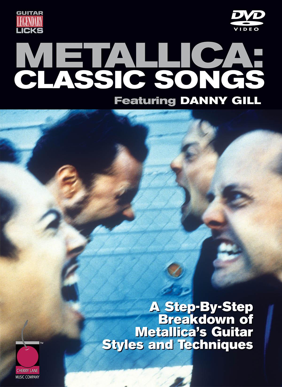 Danny Gill: Classic Songs: Guitar Solo: Instrumental Tutor