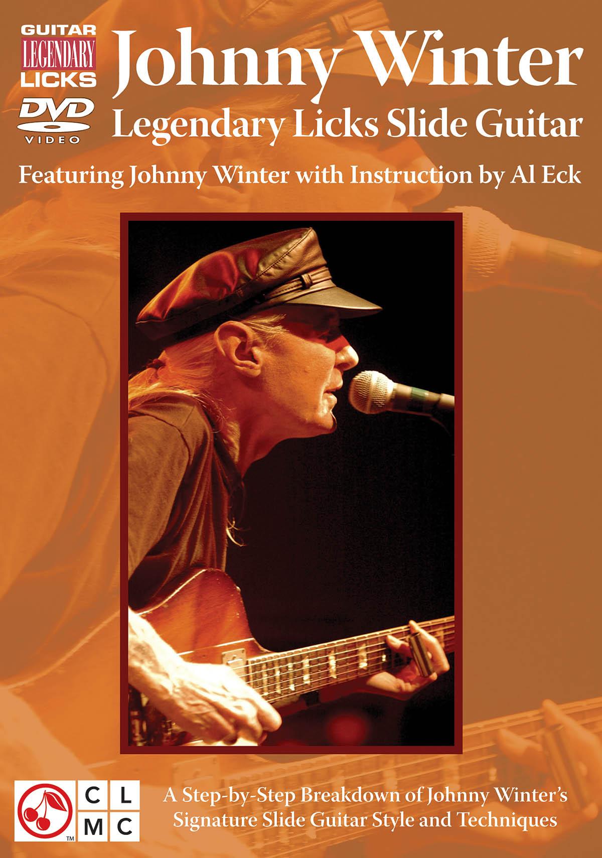 Johnny Winter: Johnny Winter: Guitar Solo: Instrumental Tutor