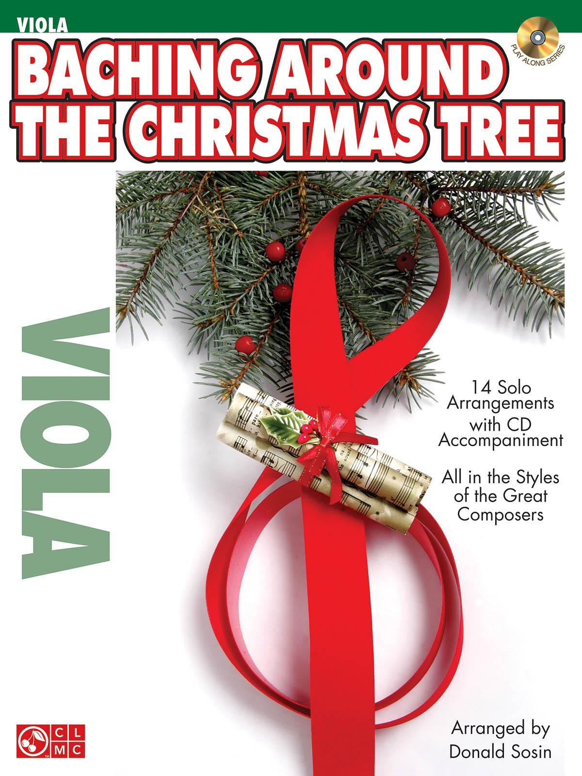 Baching Around the Christmas Tree - Viola: Viola Solo: Instrumental Album