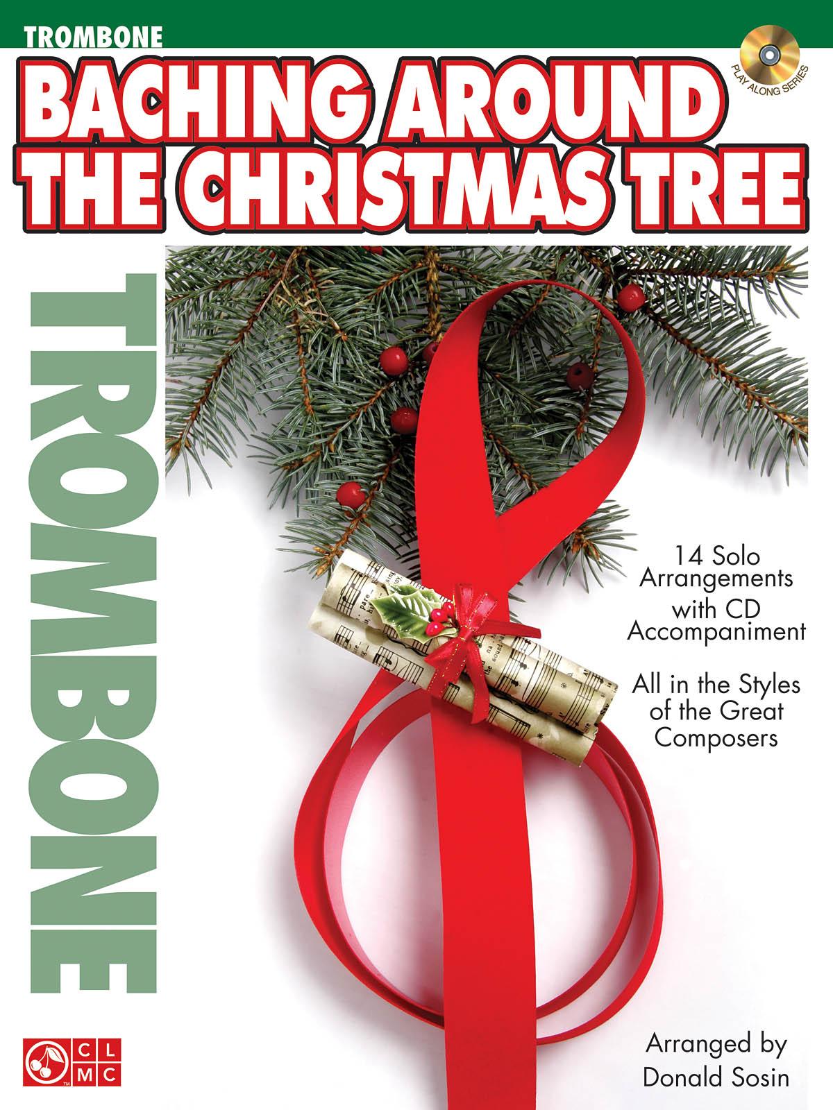 Baching Around the Christmas Tree - Trombone: Trombone Solo: Instrumental Album