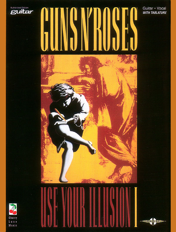 Guns N' Roses: Guns N' Roses - Use Your Illusion I: Guitar Solo: Album Songbook