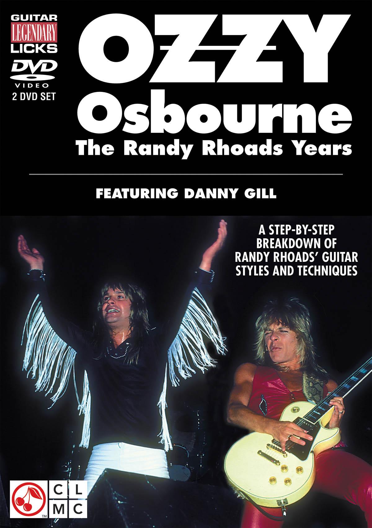 Ozzy Osbourne Randy Rhoads: Ozzy Osbourne - The Randy Rhoads Years: Guitar Solo: