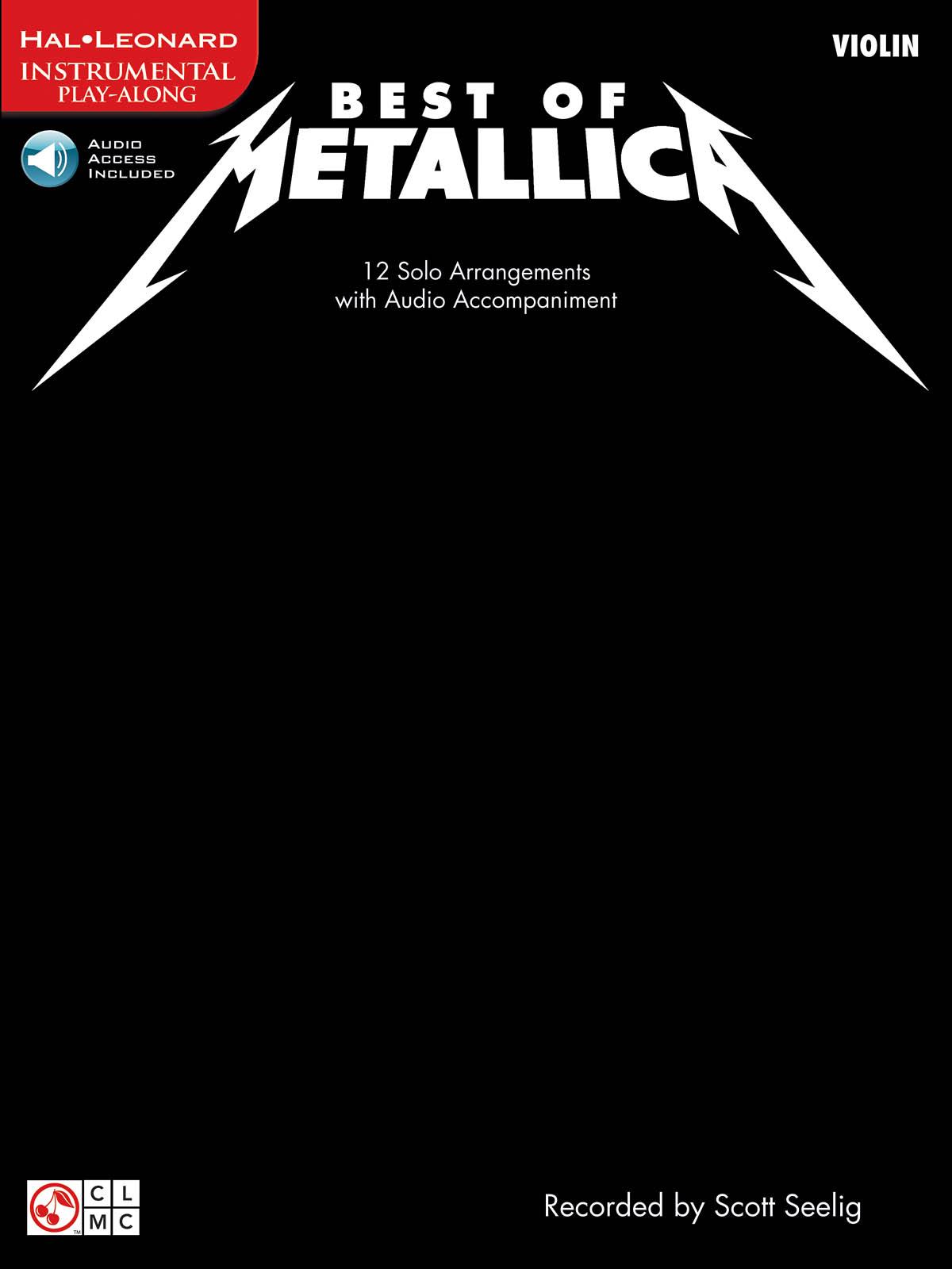Metallica: Best of Metallica - Violin: Violin Solo: Instrumental Album