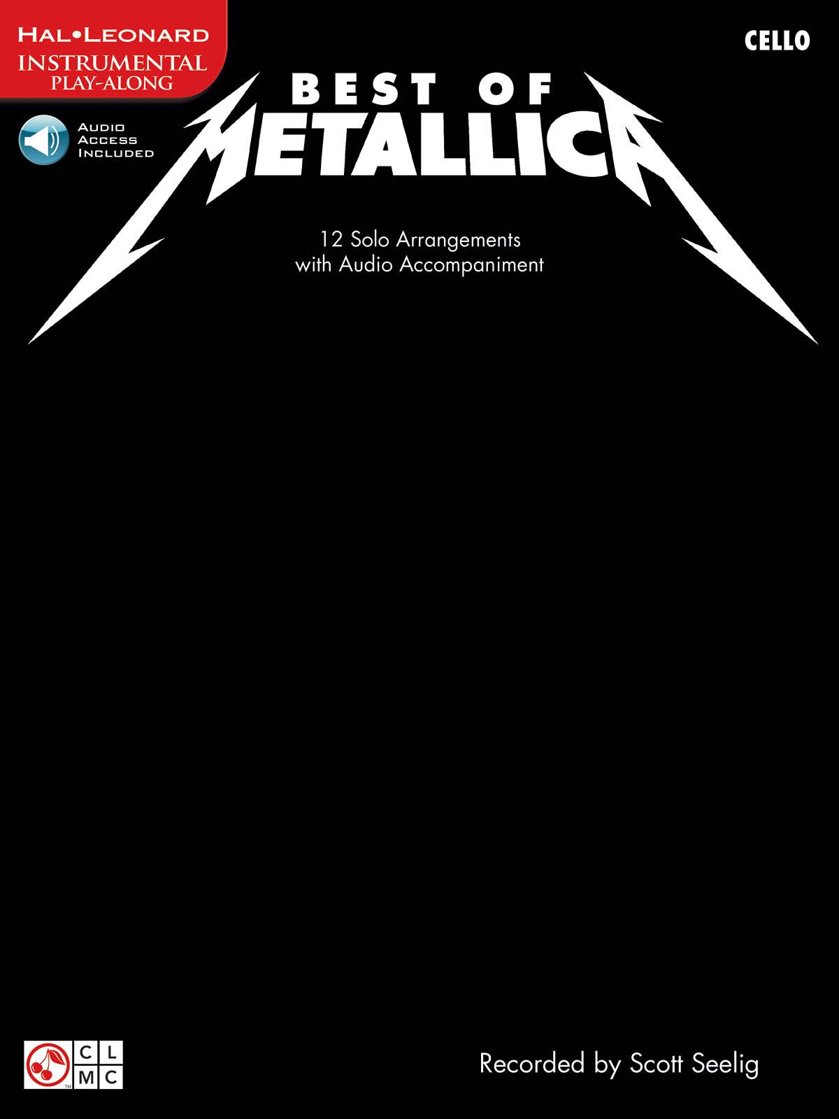 Metallica: Best of Metallica - Cello: Cello Solo: Instrumental Album