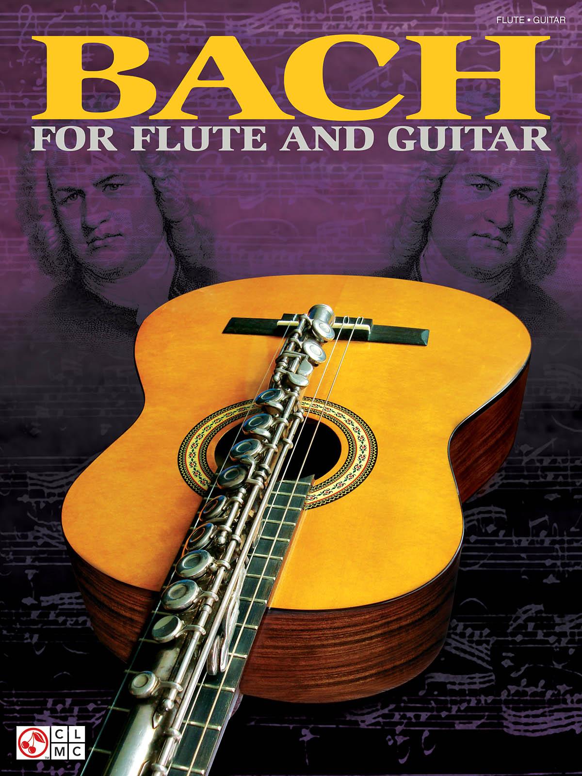 Johann Sebastian Bach: Bach For Flute And Guitar: Flute and Accomp.: