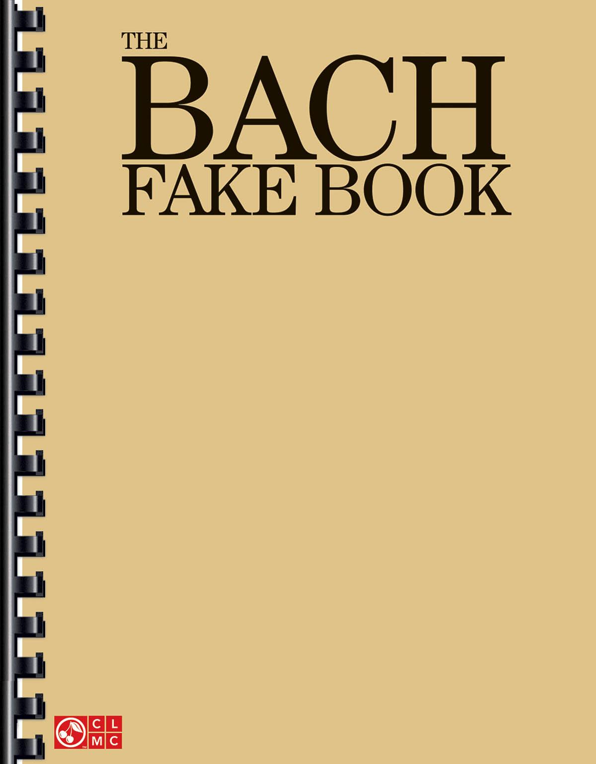 Johann Sebastian Bach: The Bach Fake Book: Piano: Artist Songbook