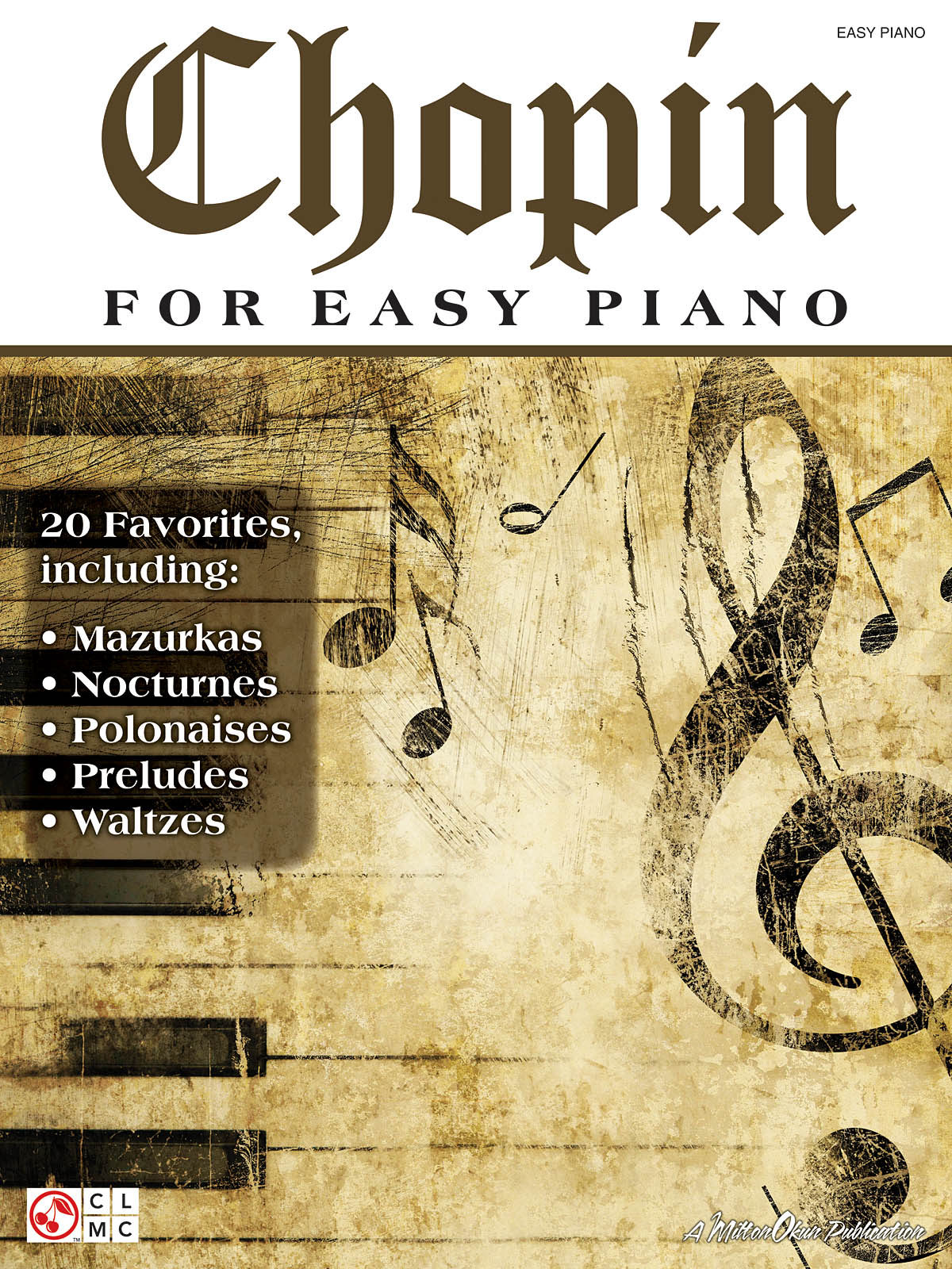 Frédéric Chopin: Chopin for Easy Piano: Easy Piano: Instrumental Album