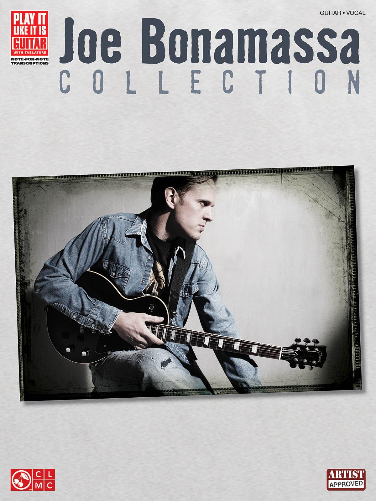 Joe Bonamassa: Joe Bonamassa - Collection: Guitar Solo: Artist Songbook