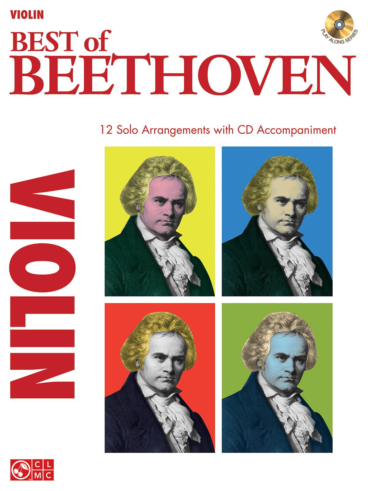 Ludwig van Beethoven: Best of Beethoven: Violin Solo: Instrumental Album