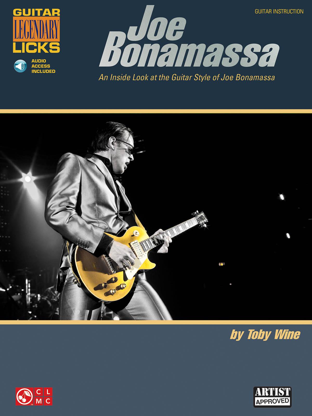 Joe Bonamassa: Guitar Legendary Licks: Joe Bonamassa: Guitar Solo: Instrumental