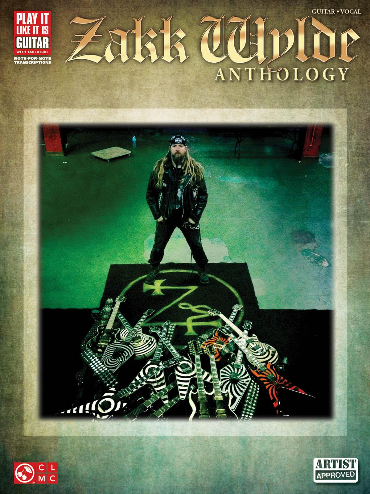 Zakk Wylde: Zakk Wylde :Anthology: Guitar Solo: Artist Songbook
