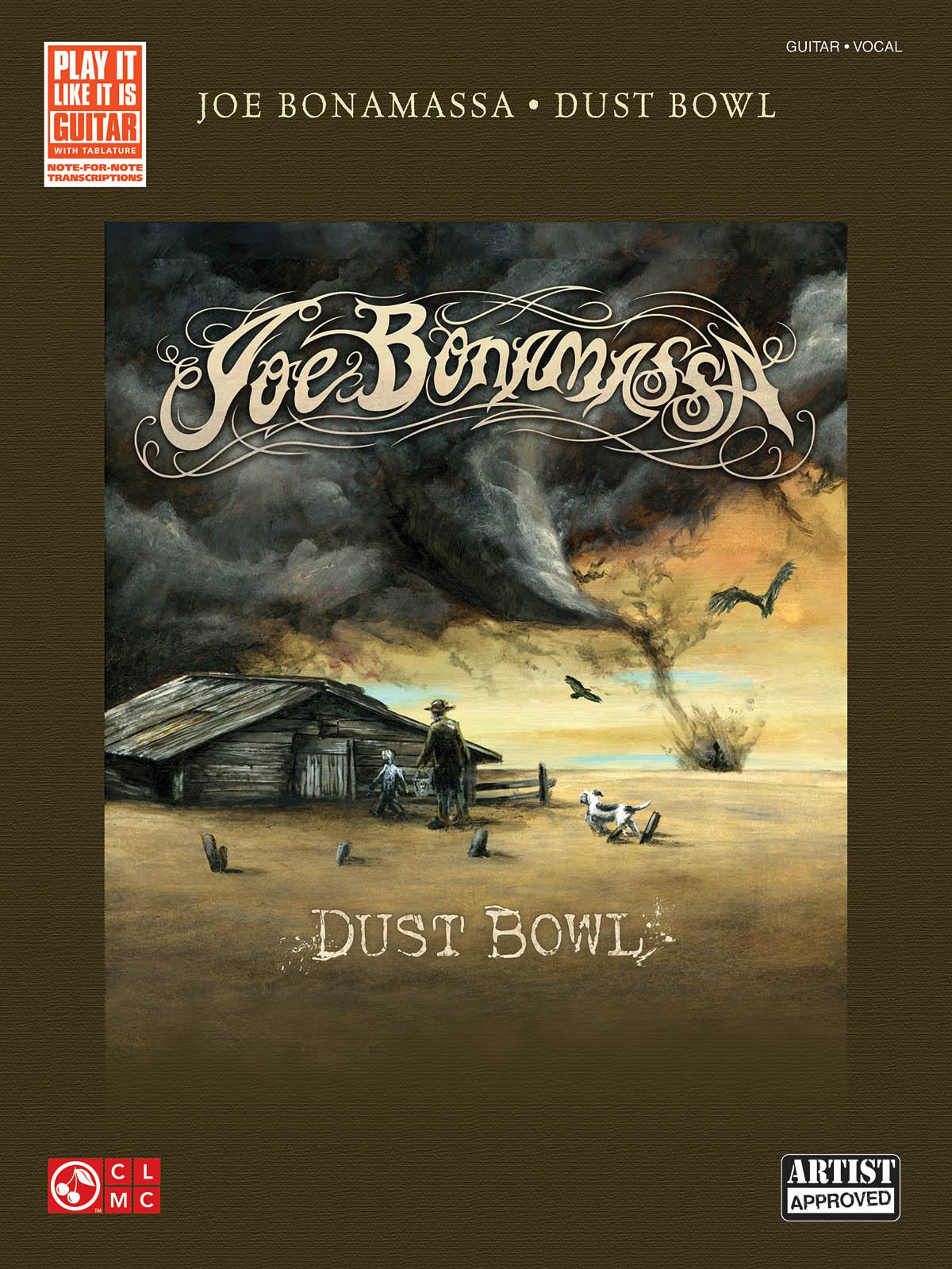 Joe Bonamassa: Joe Bonamasa - Dust Bowl: Guitar Solo: Album Songbook