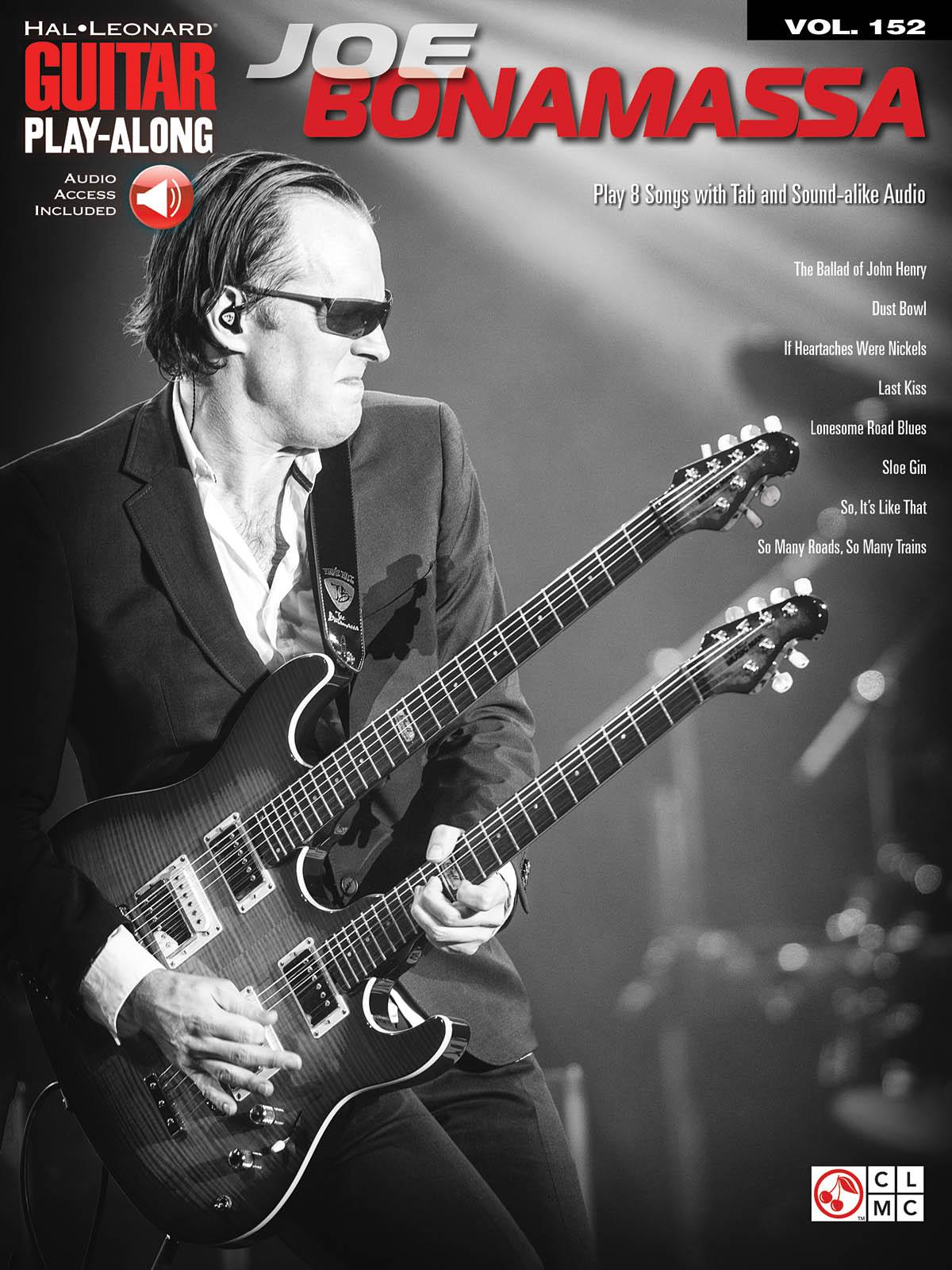 Joe Bonamassa: Joe Bonamassa: Guitar Solo: Instrumental Album