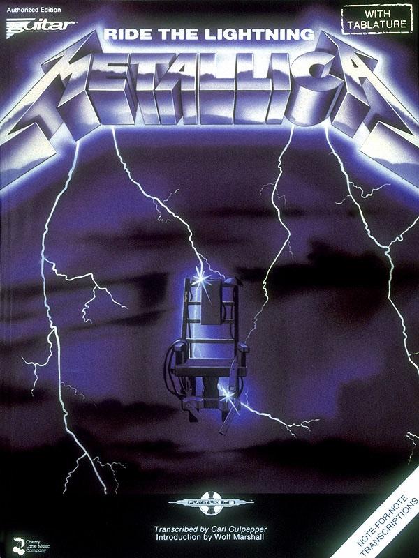 Metallica: Metallica - Ride the Lightning: Guitar Solo: Instrumental Album