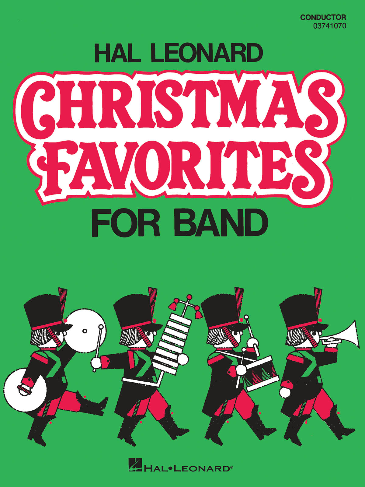 Christmas Favorites (Level 2) - Conductor: Marching Band: Part
