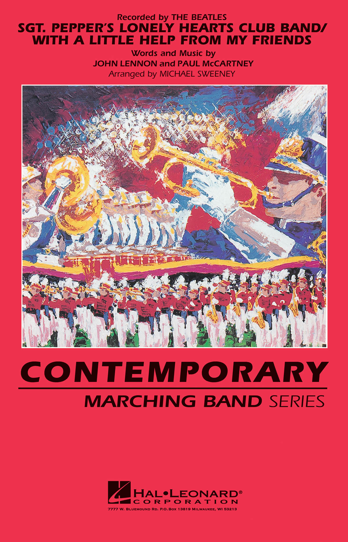 The Beatles: Sgt. Pepper/With A Little Help - Marching Band: Marching Band: