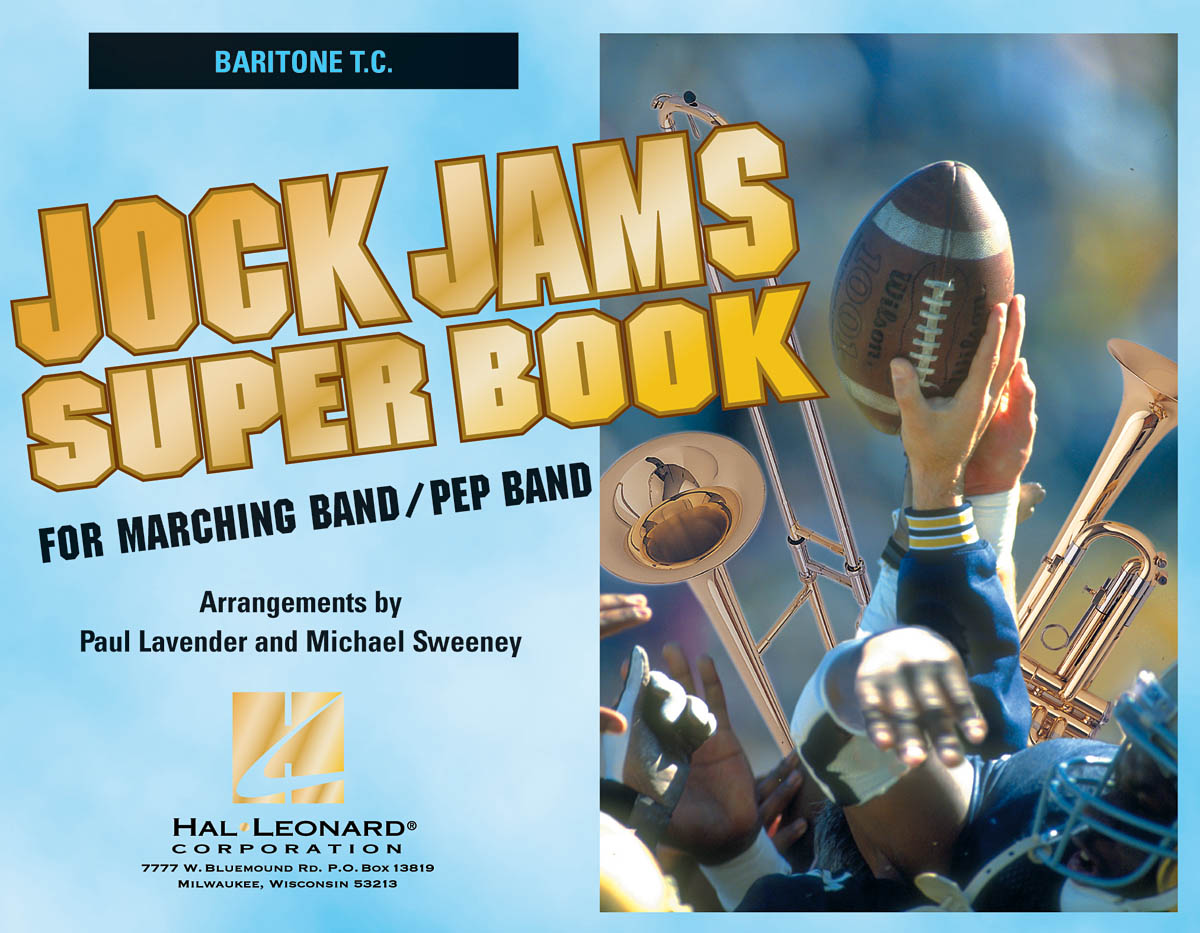 Jock Jams Super Book - Baritone: Marching Band: Part