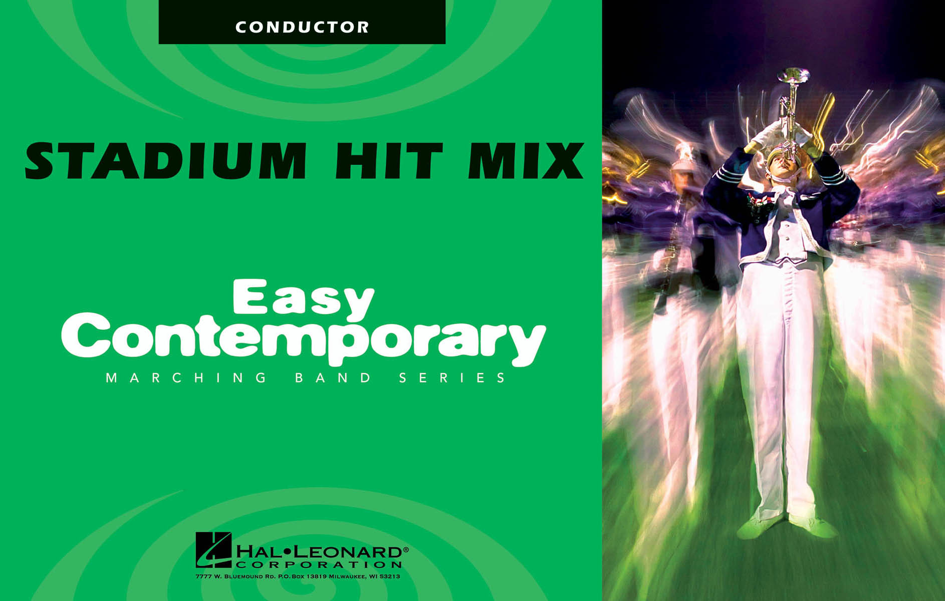 Stadium Hit Mix: Marching Band: Score