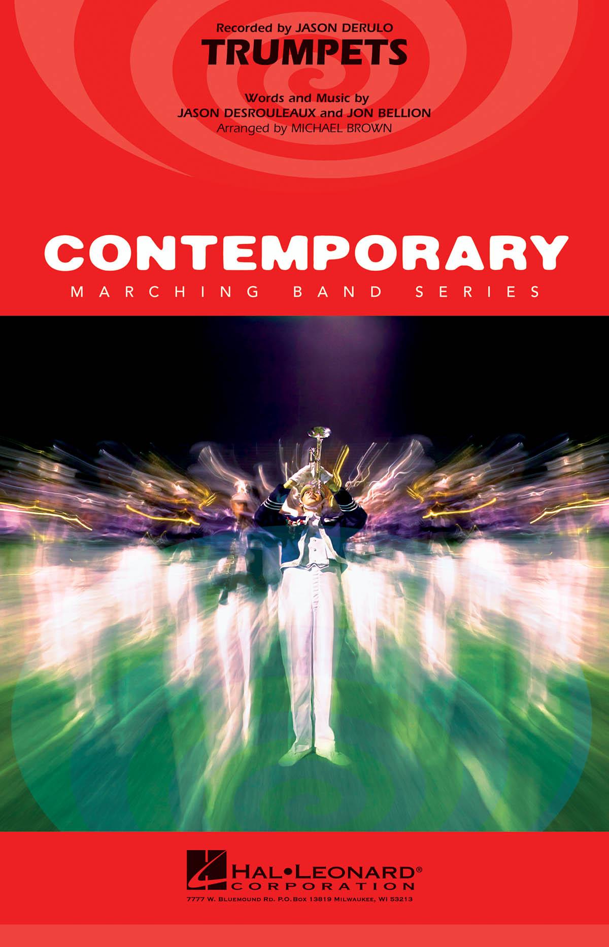 Jason Desrouleaux Jon Bellion: Trumpets: Marching Band: Score & Parts