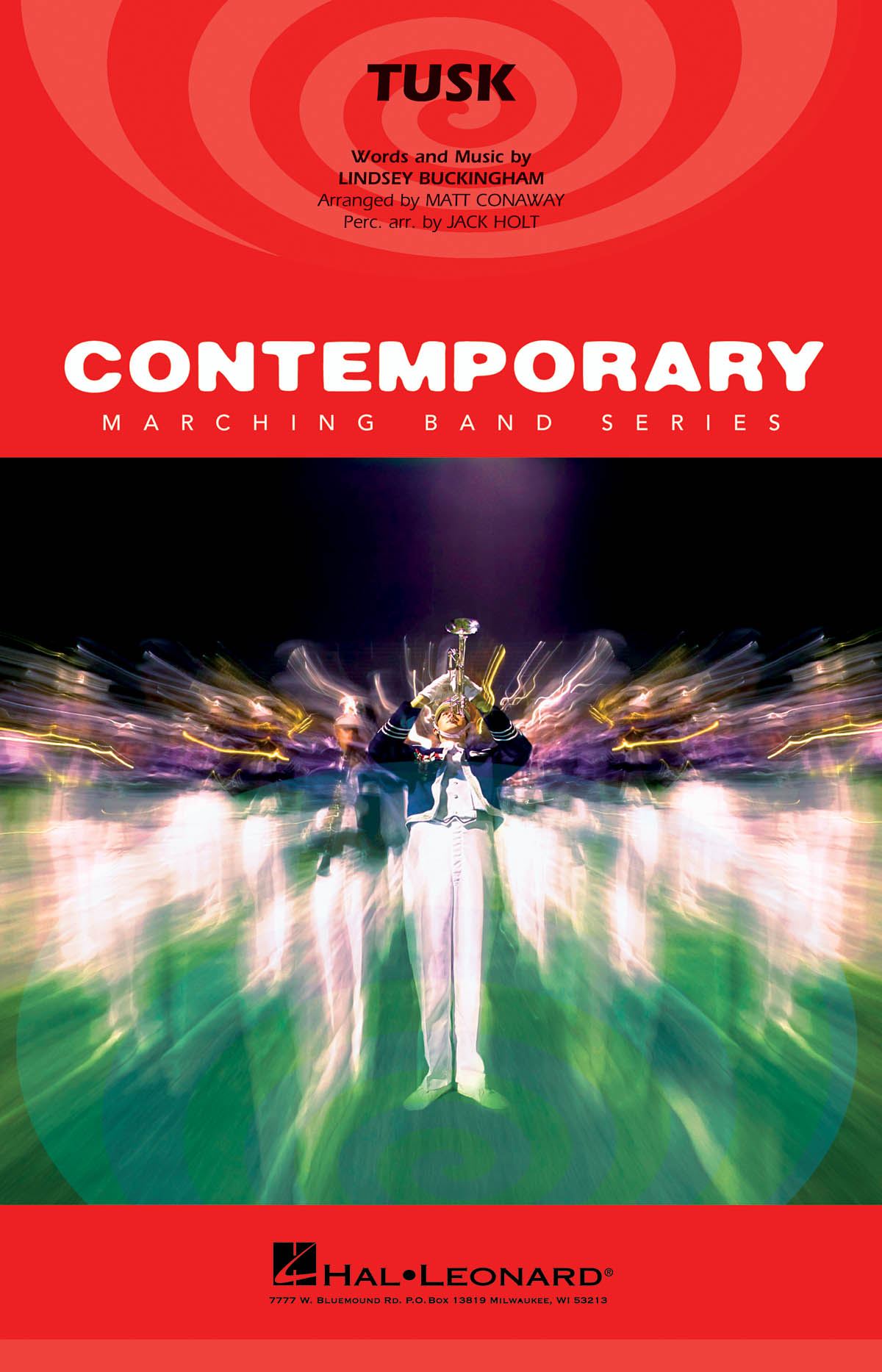 Lindsey Buckingham: Tusk: Marching Band: Score and Parts