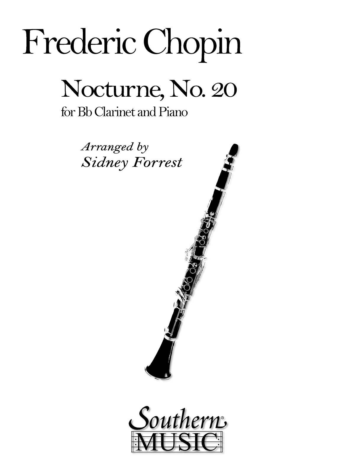 Frédéric Chopin: Nocturne No. 20: Clarinet Solo: Instrumental Album
