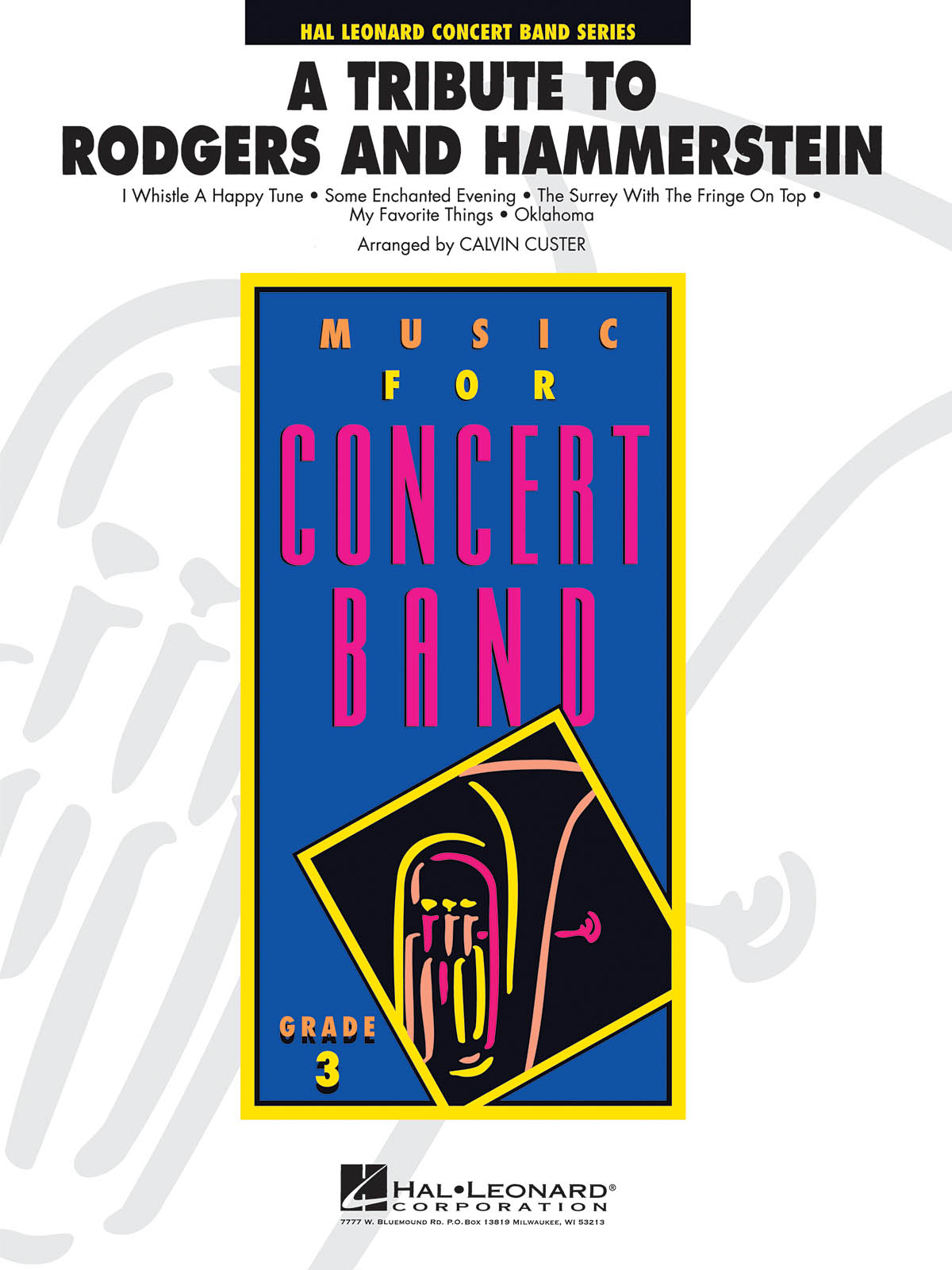 Oscar Hammerstein II Richard Rodgers: Tribute to Rodgers & Hammerstein: Concert
