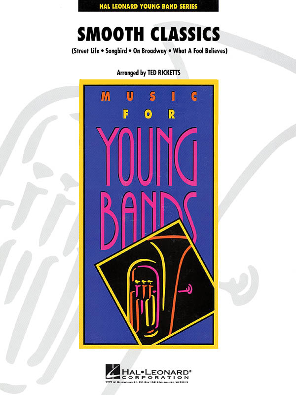 Smooth Classics: Concert Band: Score & Parts