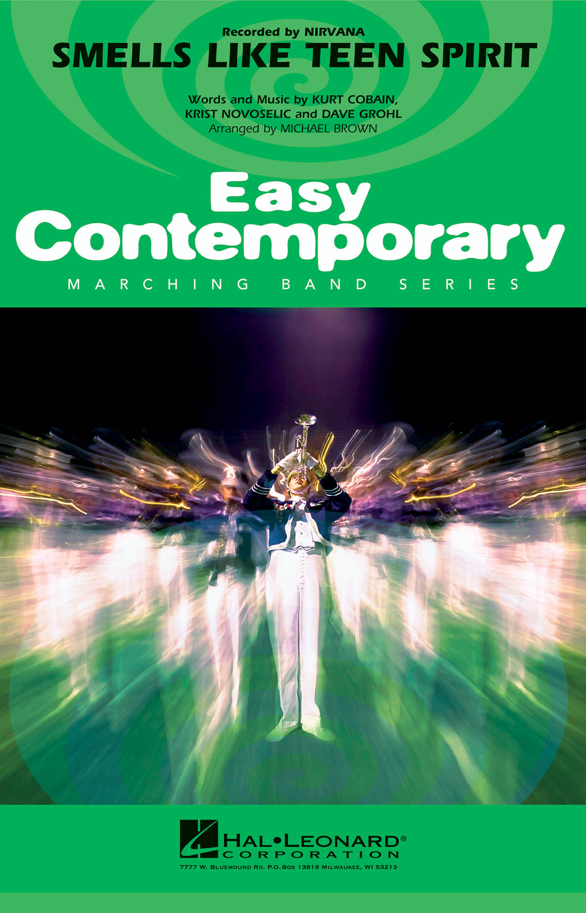 Eric Whitacre: Ghost Train Trilogy (Three Movements): Concert Band: Score &