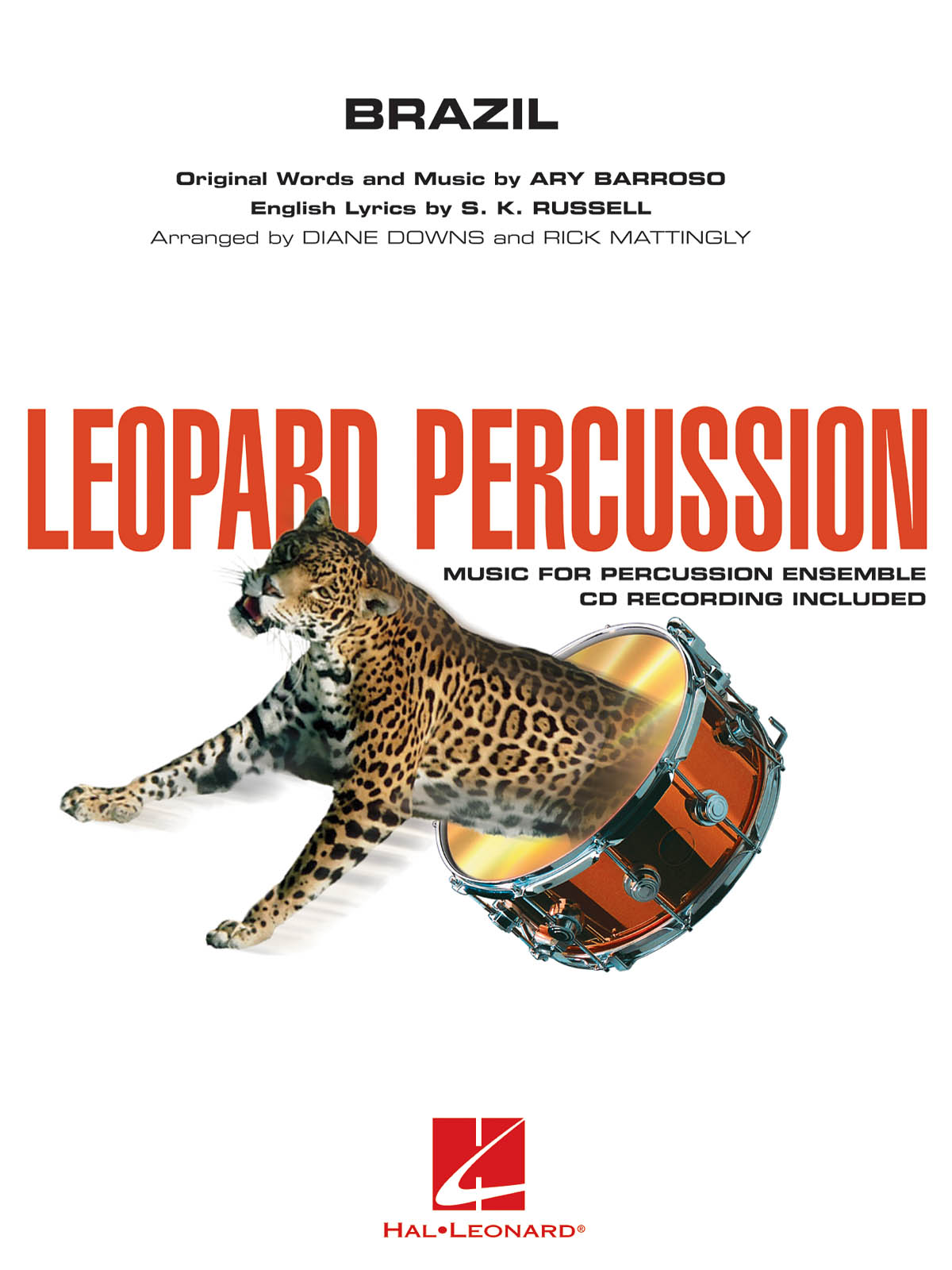 Ary Barroso S.K. Russell: Brazil - Leopard Percussion: Percussion Ensemble:
