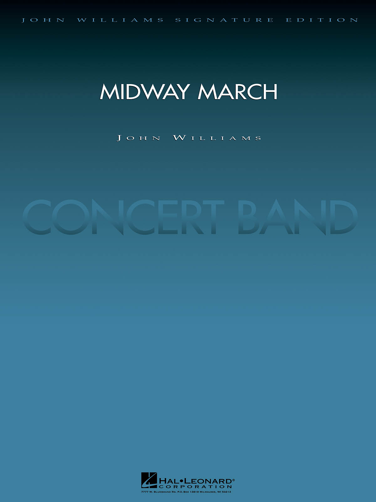 John Williams: Midway March: Concert Band: Score and Parts