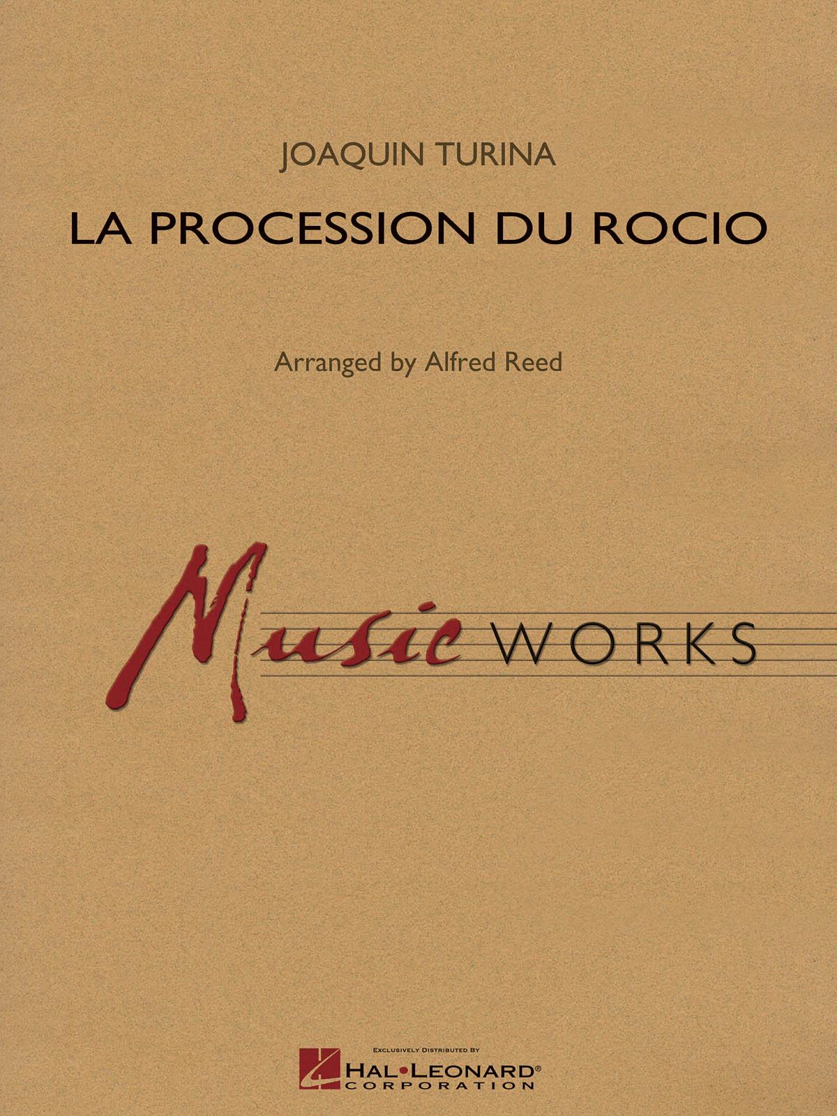 Joaquín Turina: La Procession Du Rocio: Concert Band: Score & Parts