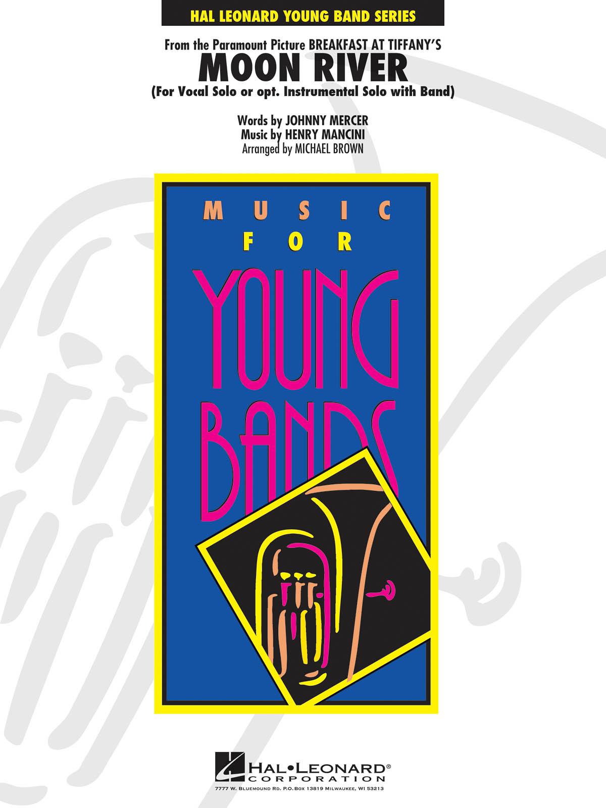 Henry Mancini: Moon River: Concert Band: Score & Parts
