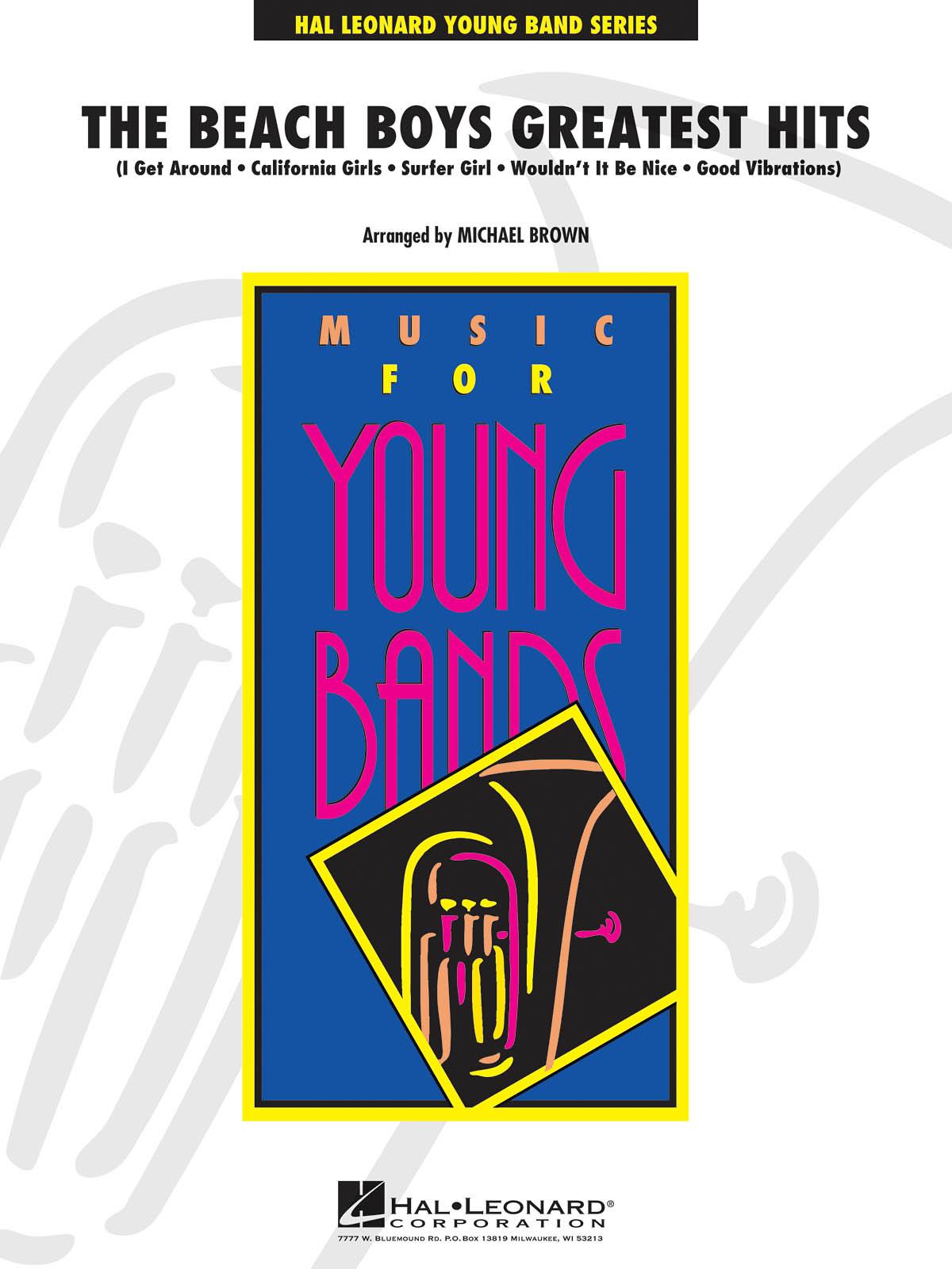 The Beach Boys: The Beach Boys Greatest Hits: Concert Band: Score & Parts