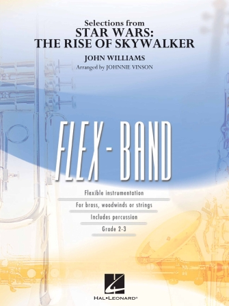 John Williams: Selections from Star Wars: The Rise of Skywalker: Flexible Band:
