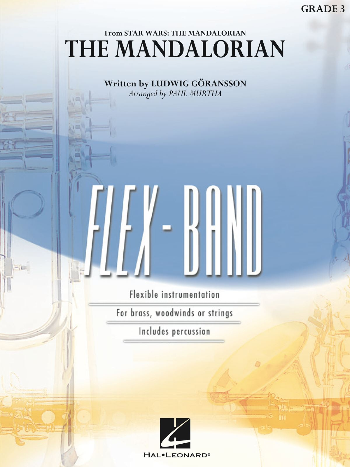 Ludwig Göransson: The Mandalorian: Flexible Band: Score and Parts