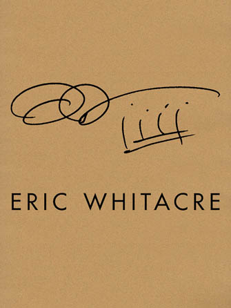 Eric Whitacre: Sing Gently for Flexible Wind Band: Flexible Band: Score