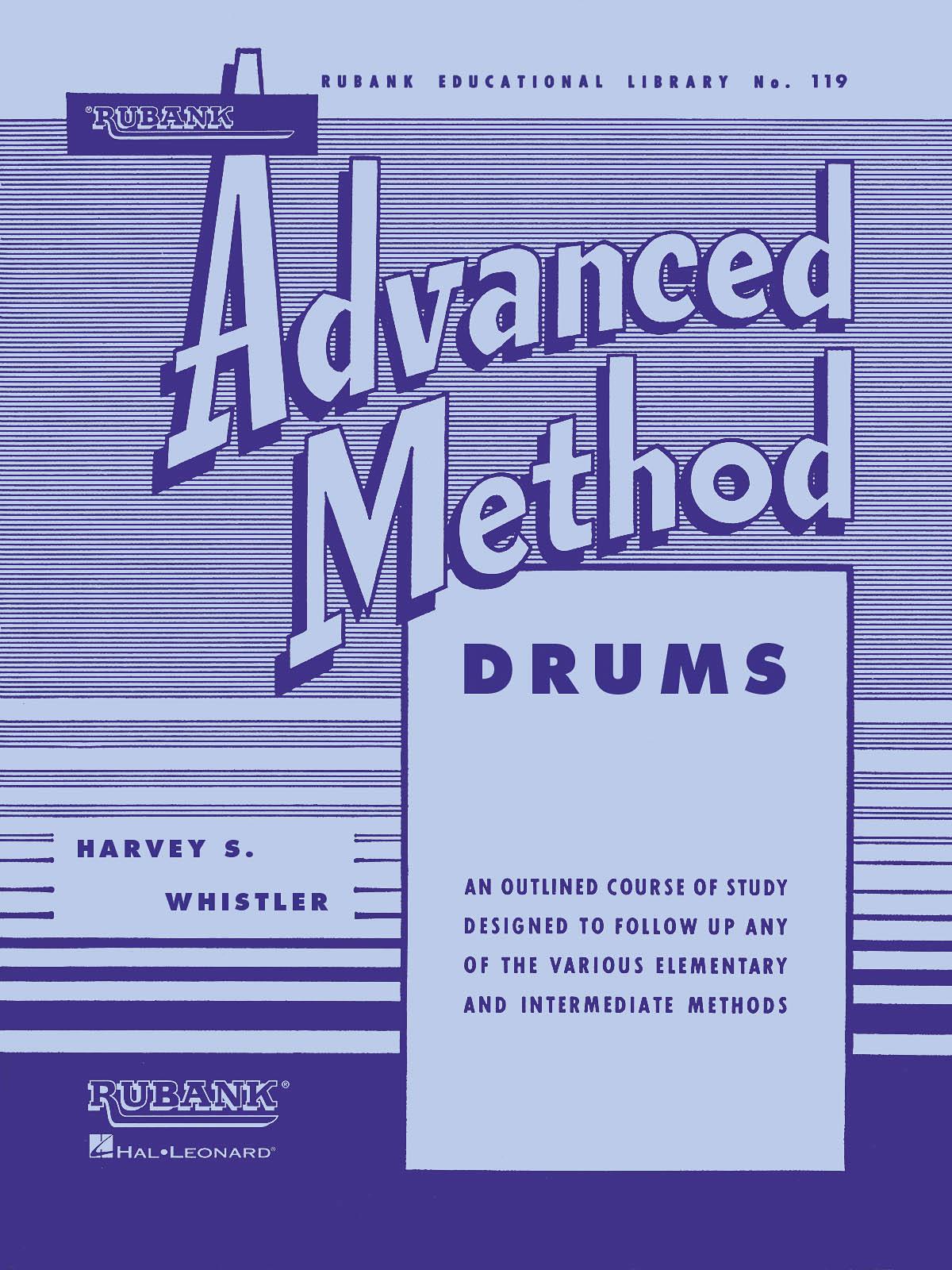 Rubank Advanced Method - Drums: Other Percussion: Instrumental Tutor