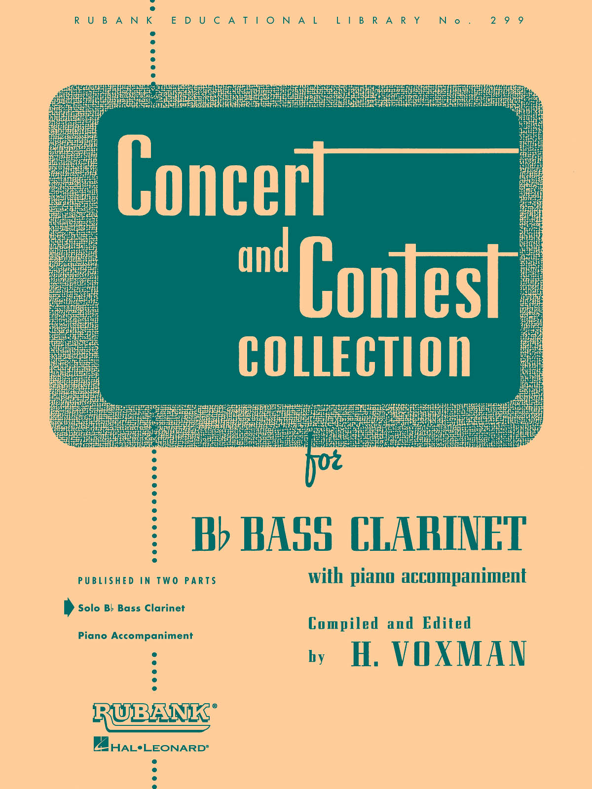 Concert And Contest Collection: Clarinet Solo: Instrumental Album