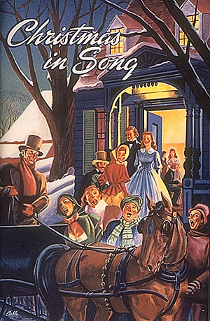 Christmas in Song: Mixed Choir a Cappella: Vocal Score