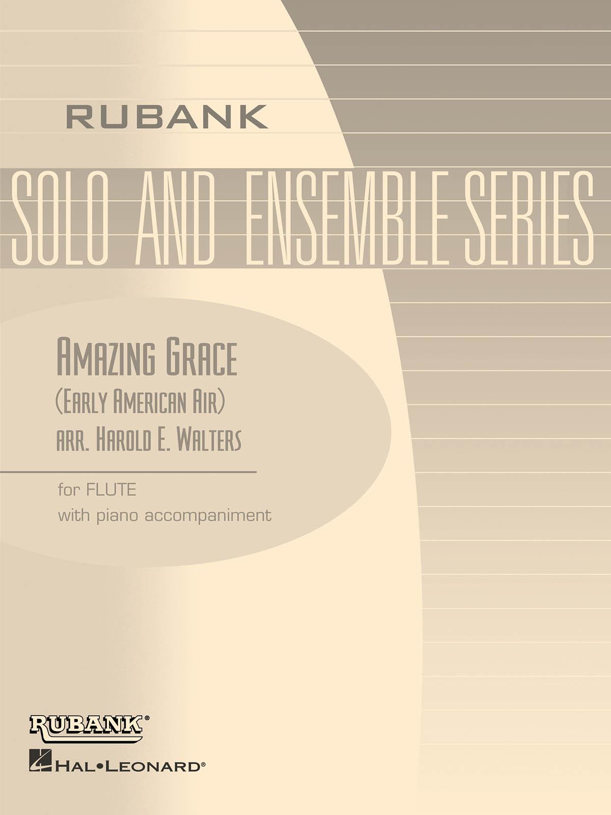 Amazing Grace: Flute Solo: Instrumental Album