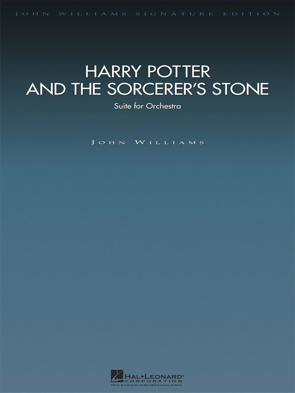 John Williams: Harry Potter and the Sorcerer's Stone: Orchestra: Score