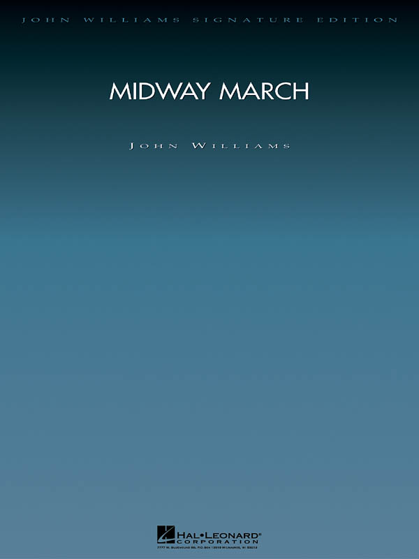 John Williams: Midway March: Orchestra: Score and Parts