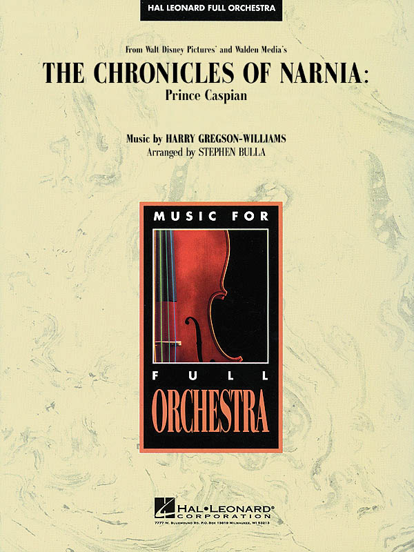 Harry Gregson-Williams: The Chronicles of Narnia: Prince Caspian: Orchestra: