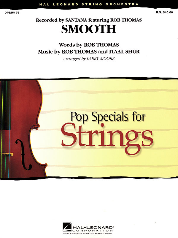 Smooth: String Ensemble: Score & Parts