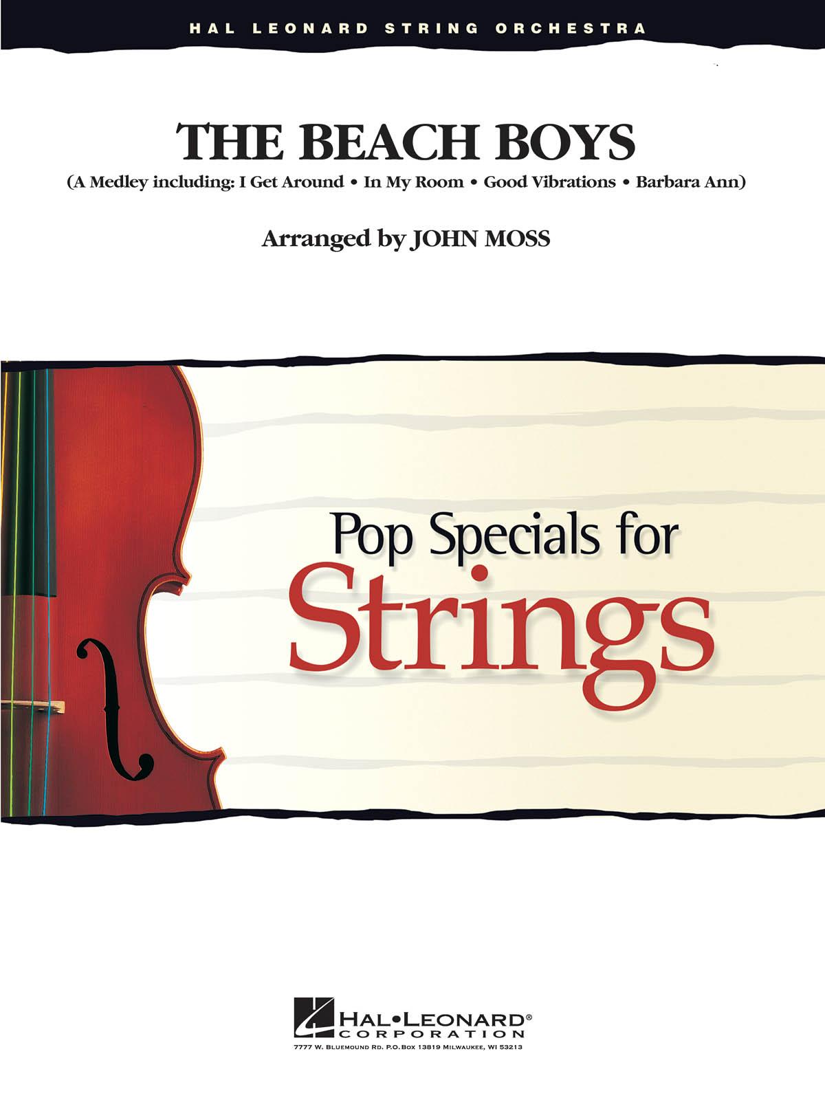 The Beach Boys: The Beach Boys: String Ensemble: Score & Parts